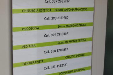 Poliambulatorio Manzoni – Medici